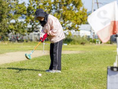 グラウンドゴルフ